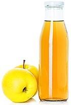 น้ำส้มสายชูแอปเปิ้ลไซเดอร์และแอปเปิ้ล