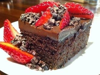 เค้กช็อคโกแลตที่ดีที่สุด