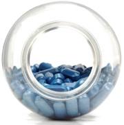 ขวดยาสีฟ้า