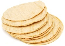 ข้าวโพด Tortillas