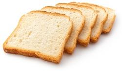 ขนมปังขาวห้าชิ้น