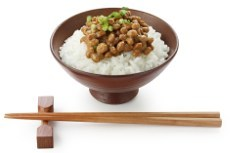 อาหารญี่ปุ่นกับนัตโตะ