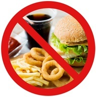 ไม่อนุญาตให้ใช้อาหารขยะ