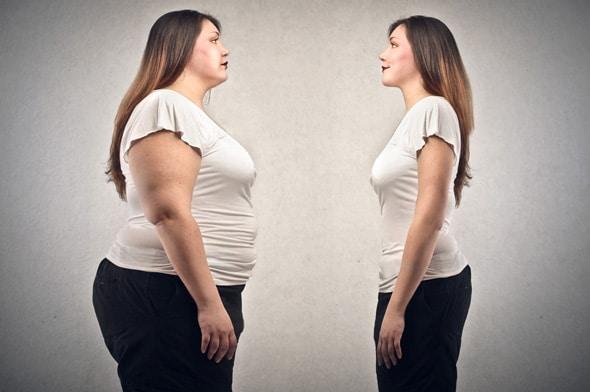 ผู้หญิงอ้วนกับผู้หญิงผอม