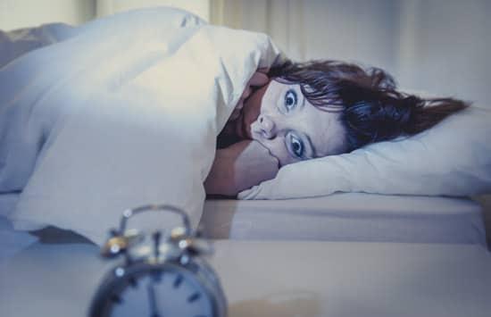 ผู้หญิงที่นอนไม่หลับ